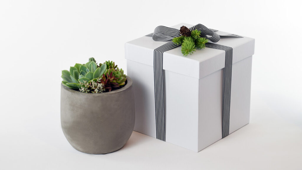 the art of gift giving - Presentation