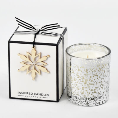 Inspired Christmas Soy Candle