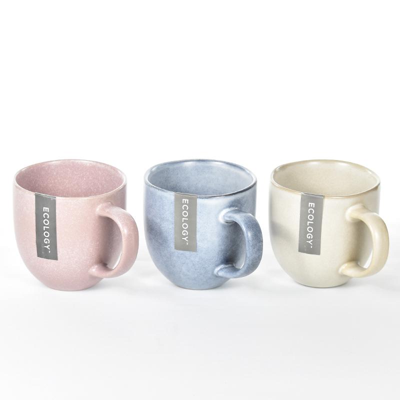 Ecology Stoneware Mugs